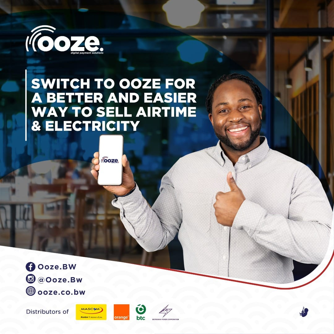 Switch to ooze today!