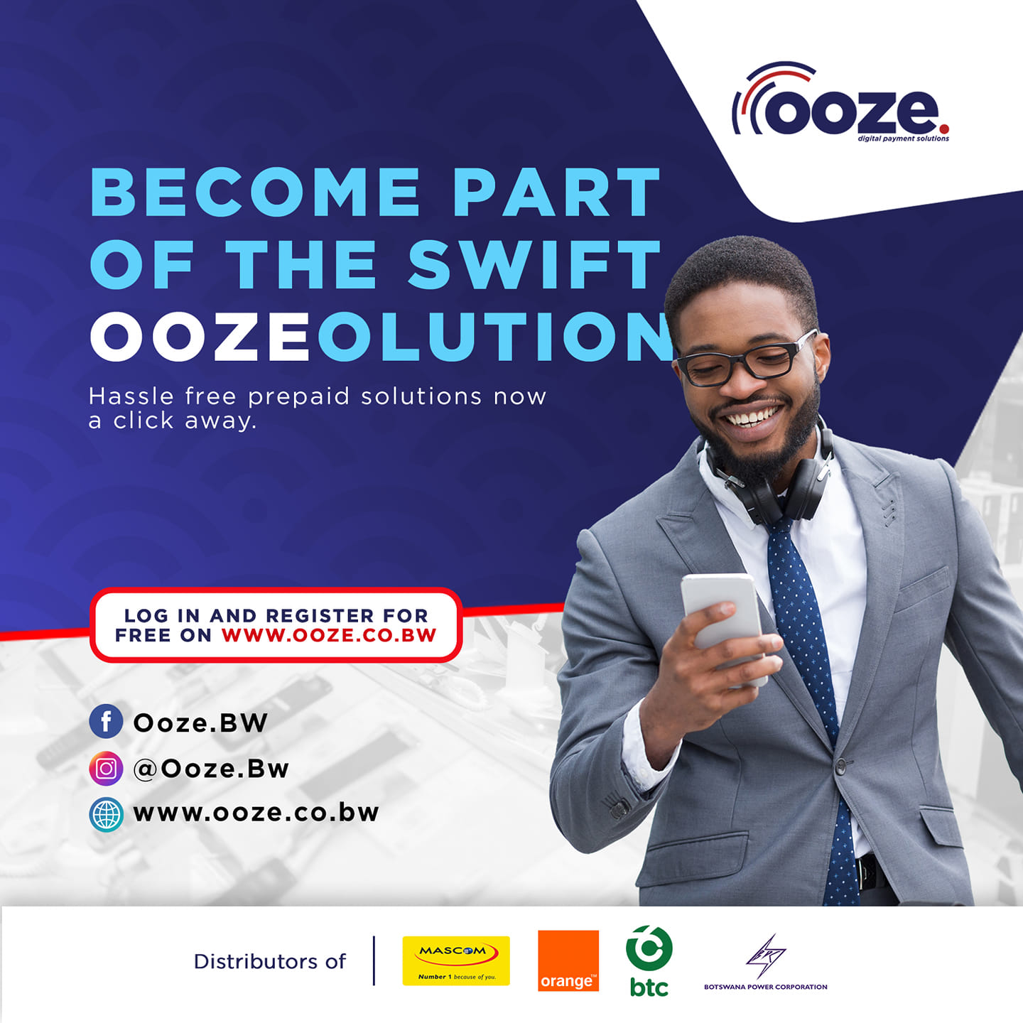 Join the Ooze Revolution!