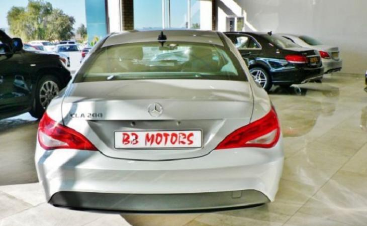2016 silver mercedes benz cla 2 0 litre petrol for sale for Mercedes benz pay monthly