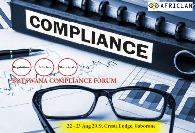 Botswana Compliance Event 22August 2019